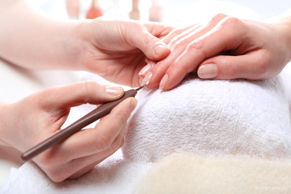 Что такое коррекция наращенных ногтей?